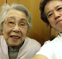 最年長90歳の患者さん、本田鶴子さんを御紹介します!